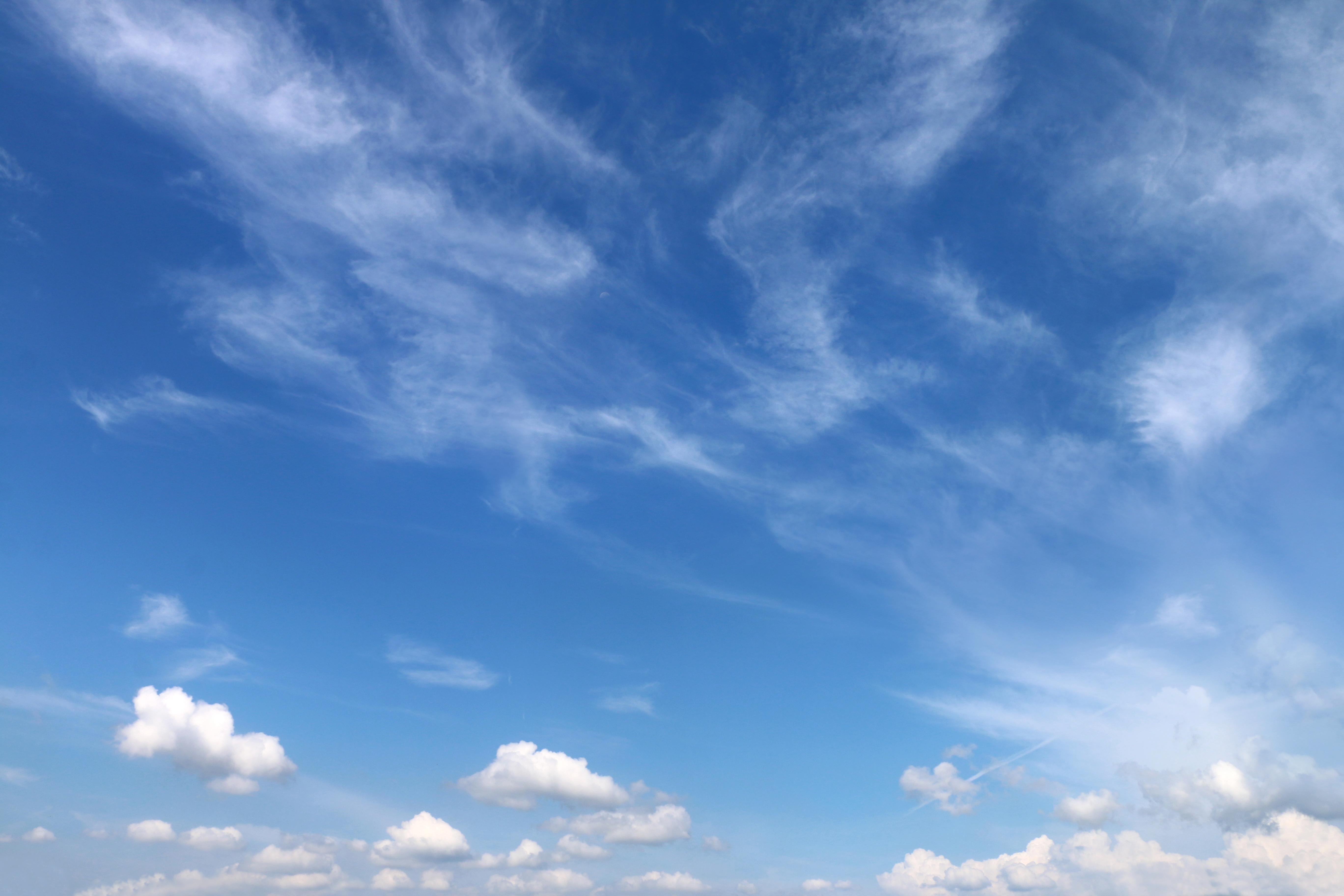 フリー 空 写真 空・雲・航空写真のフリー写真素材・無料画像 05