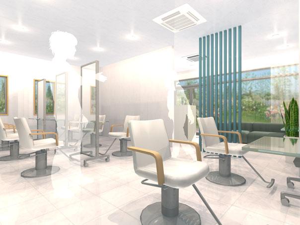 3dマイホームデザイナーproシリーズ専用素材集 美容室 理容室 建プロショップ